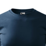 Pánske tričko BASIC detail