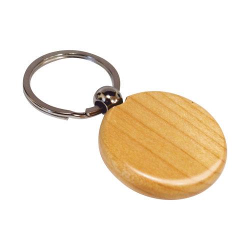 Drevená kľučenka LUXURY kruh