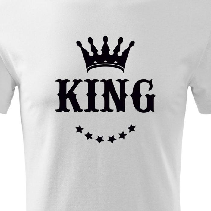 Tričko KING