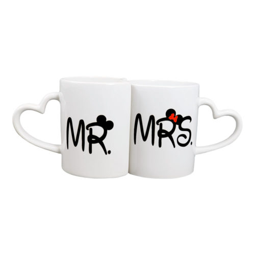 Hrnčeky pre páry MR a MRS