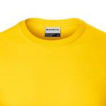 Pánske tričko RESIST HEAVY detail