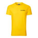 Pánske tričko RESIST HEAVY s potlačou