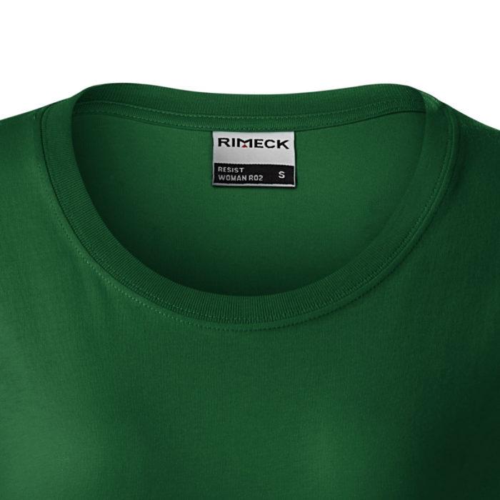 Dámske tričko RESIST HEAVY detail