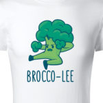 Tričko BROCCO-LEE detail