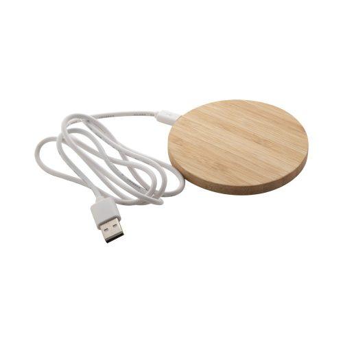 WIRBO bezdrôtová nabíjačka s USB