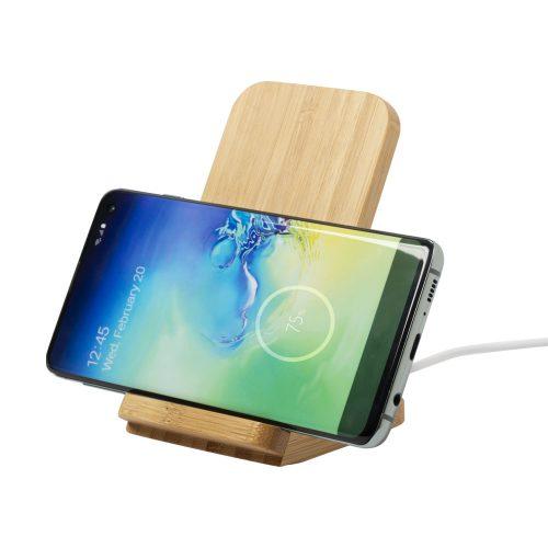 DIMPER stojan na mobil s bezdrôtovou nabíjačkou a mobilom