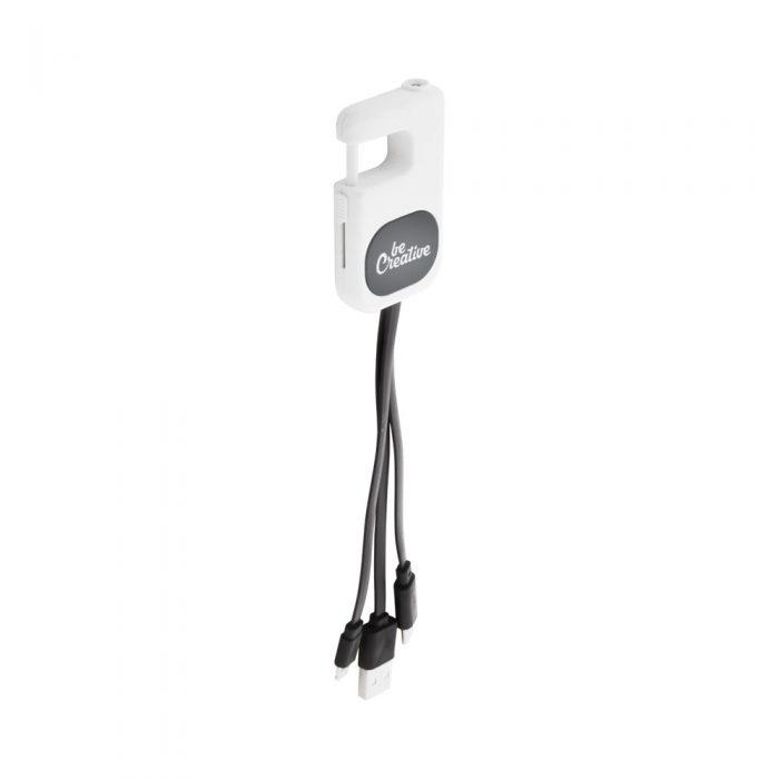IONOS USB nabíjací kábel s logom