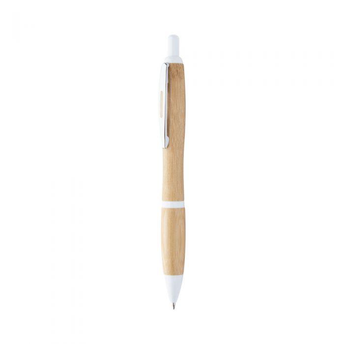 COLDERY guľôčkové pero biele
