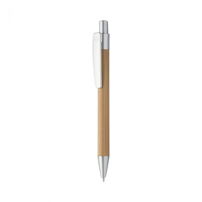 ETHIC guľôčkové pero bambusové