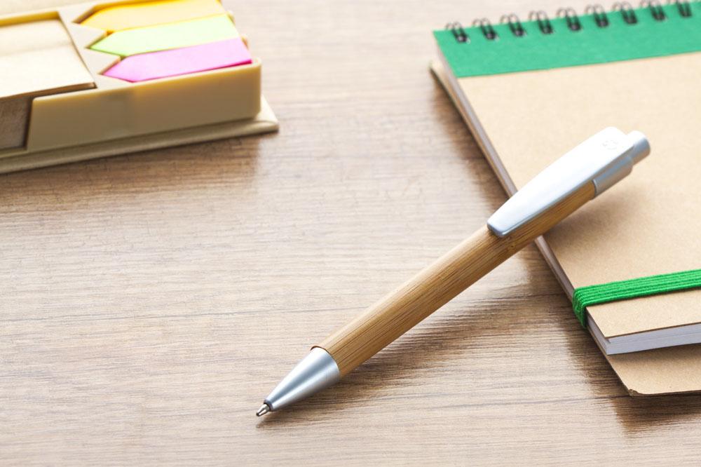 ETHIC bambusové guľôčkové pero