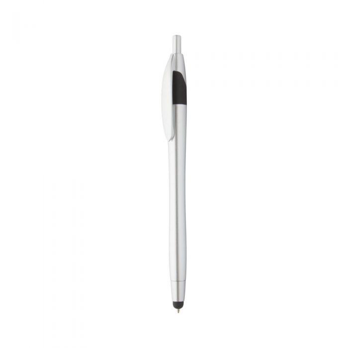 NAITEL guľôčkové pero strieborné