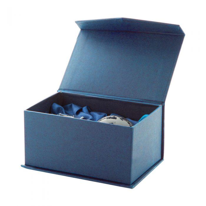 SATELITE ťažítko glóbus krabička