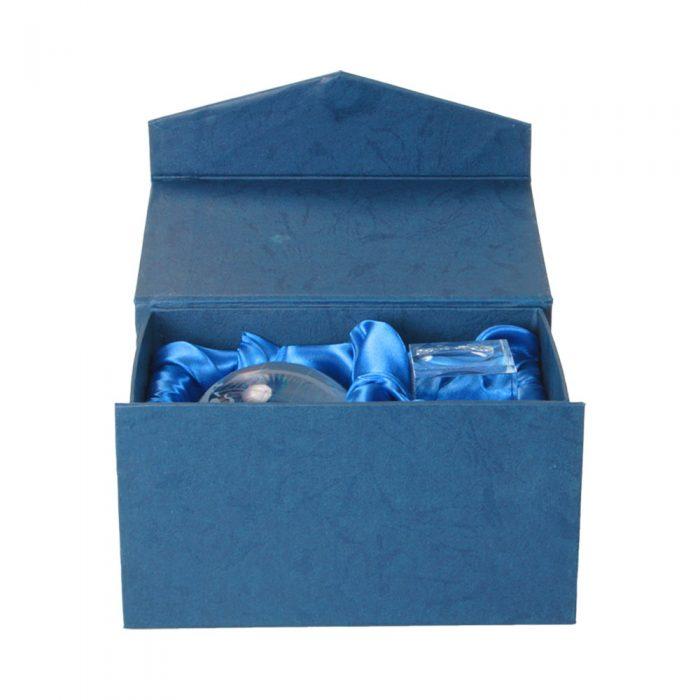 ťažítko glóbus krabička SATELITE