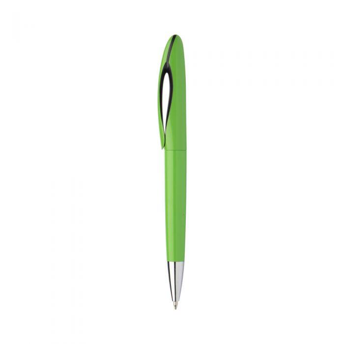 SWANDY zelené guľôčkové pero