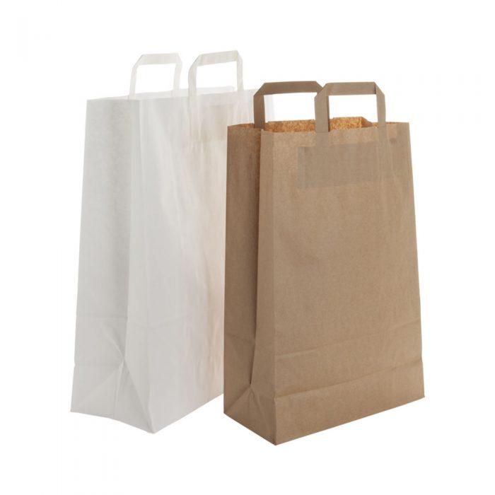papierová taška MARKET