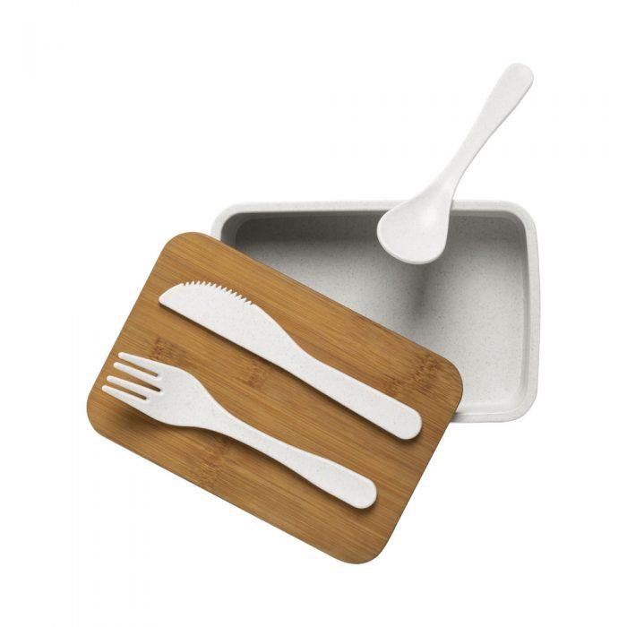 box na jedlo prírodný BILSOC