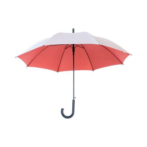 automatický dáždnik CARDIN červený