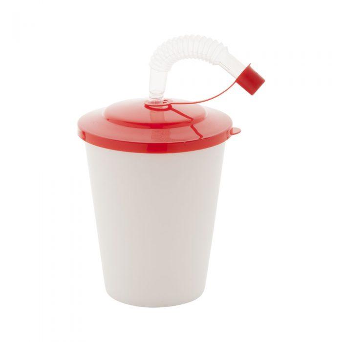 Chico pohárik červený