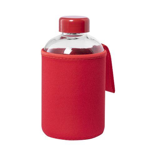 FLABER športová fľaša červená