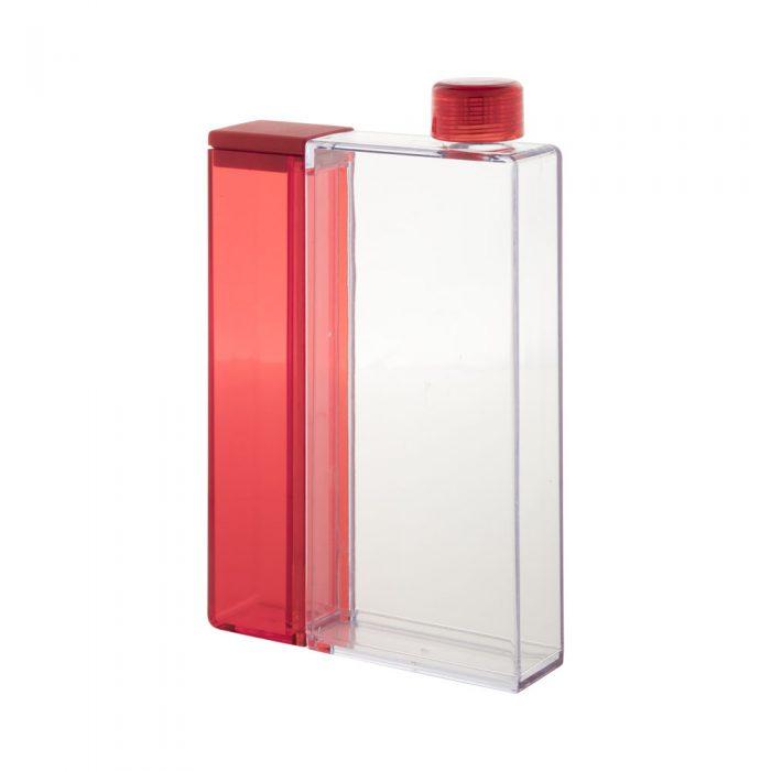 FLISK fľaška červená