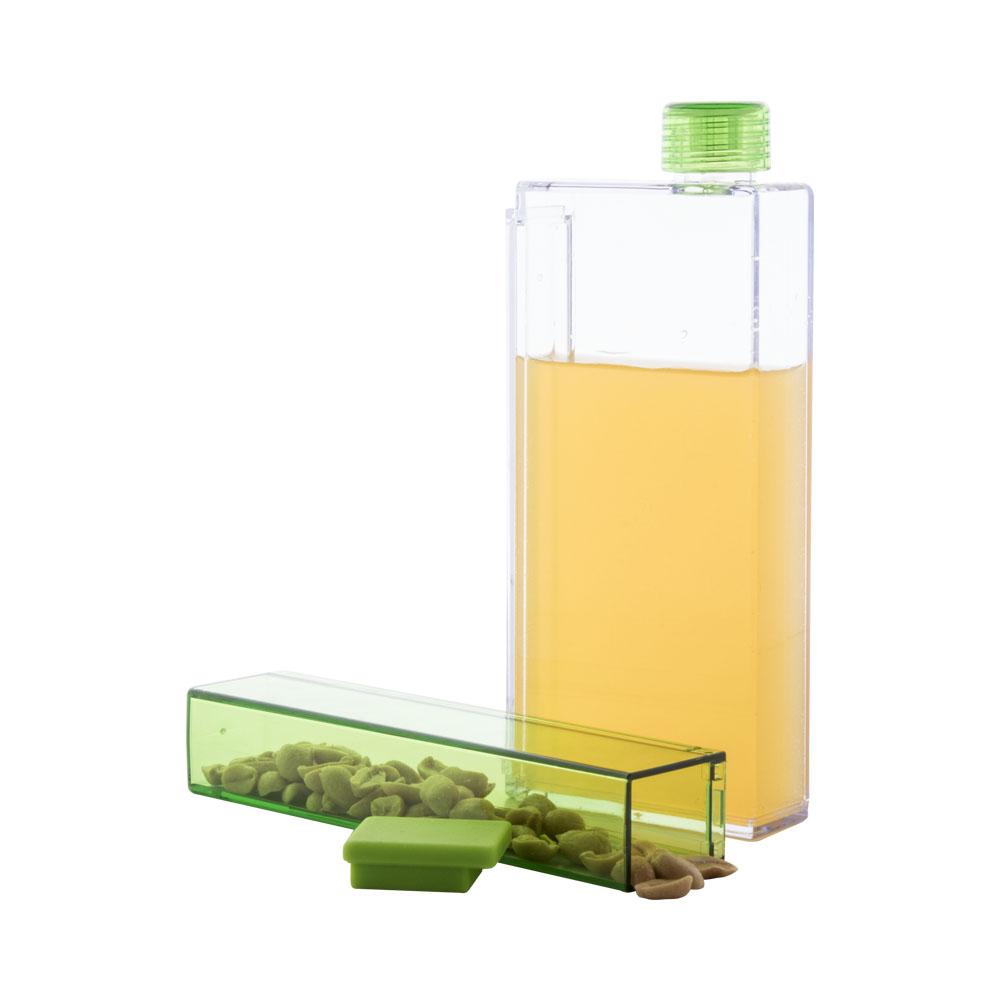 FLISK fľaška zelená