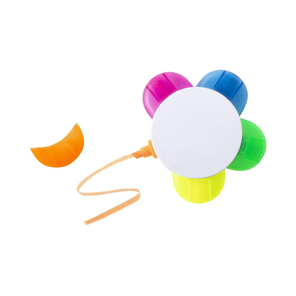 HINDAL zvýrazňovač viacfarebný