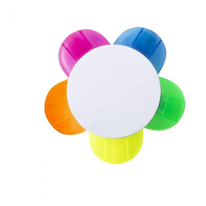 zvýrazňovač viacfarebný HINDAL