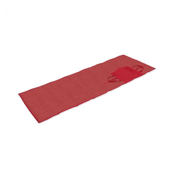 KASSIA červený plážový matrac