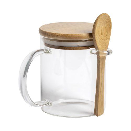 KIPAL sklenený pohár