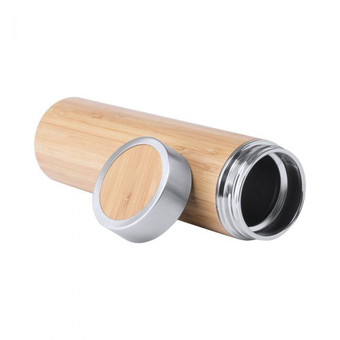 MOLTEX športová fľaša bambusová