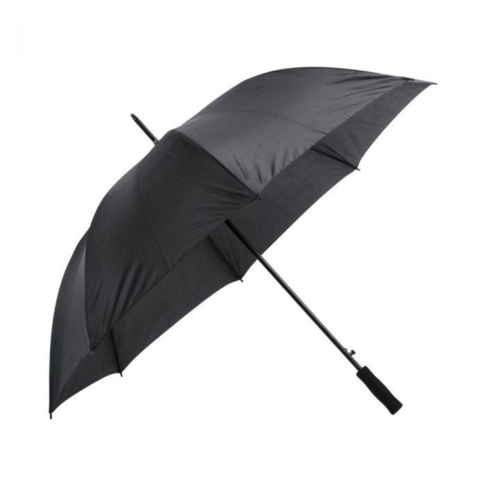čierny dáždnik PANAN XL