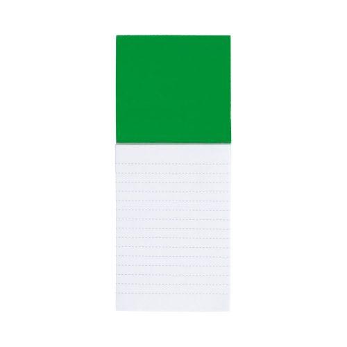 SYLOX blok s magnetkou zelený