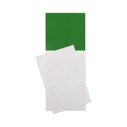 SYLOX zelený blok s magnetkou