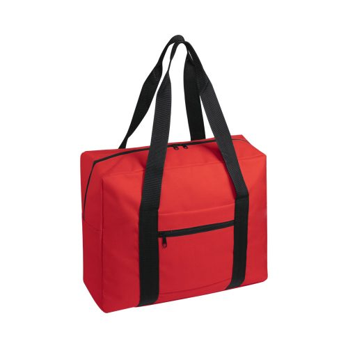 taška cez rameno TAROK červená