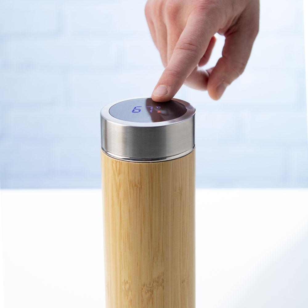 TEMBOO bambusová termoska