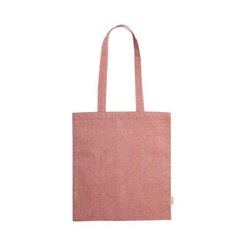bavlnená nákupná taška GRAKET červená