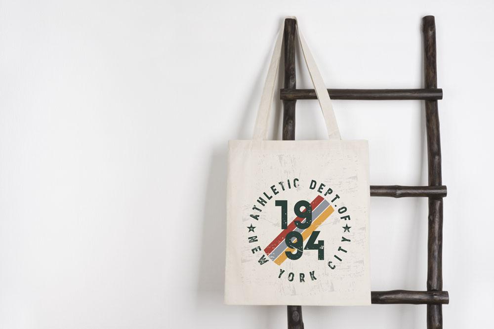 PONKAL bavlnená nákupná taška