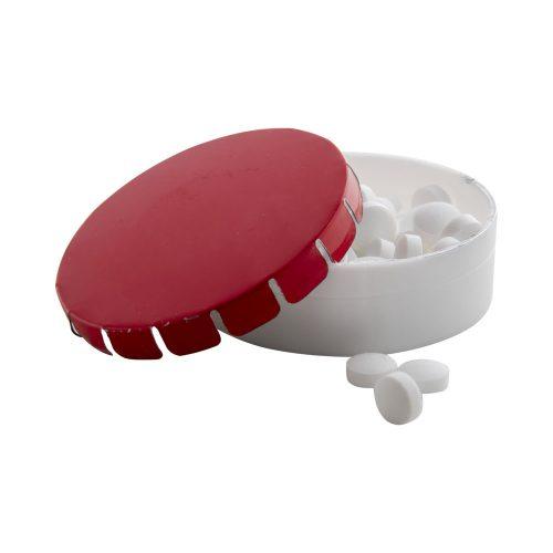 CLICKTOO krabička s mintovými cukríkmi