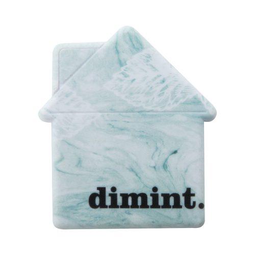 krabička s mentolovými cukríkmi CASAMINT s potlačou