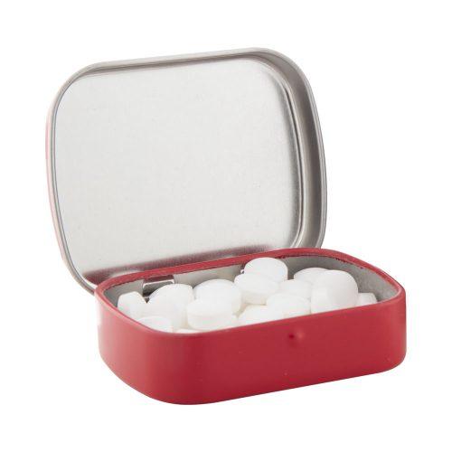 FLICKIES krabička s mentolovými cukríkmi farebé