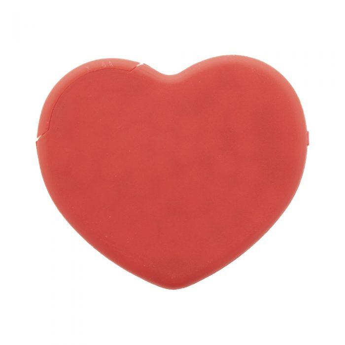 krabička s mentolovými cukríkmi CORACAO srdce