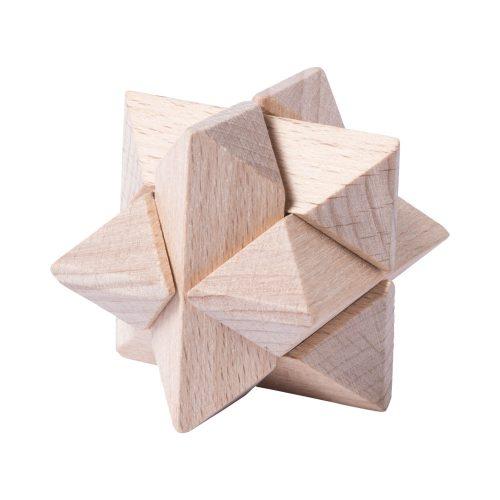 magické puzzle GENIUM hviezda