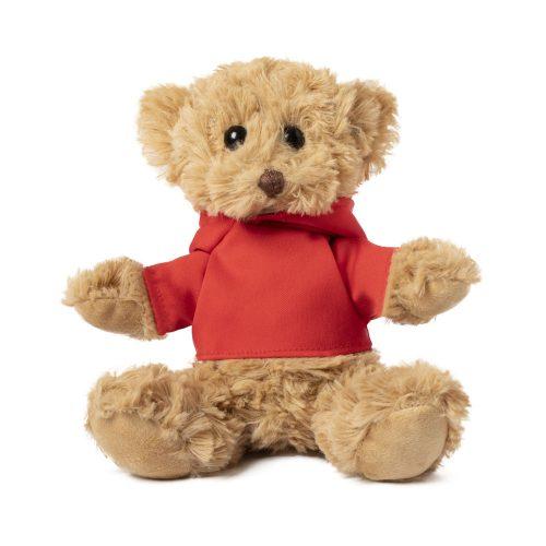 medvedík LOONY červený