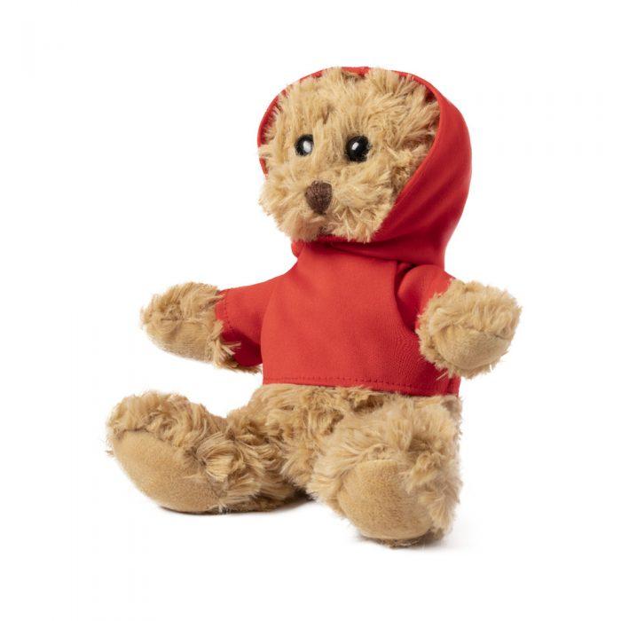 červený medvedík LOONY
