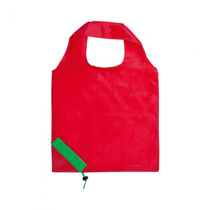 Nákupná taška CORNI jahoda červená