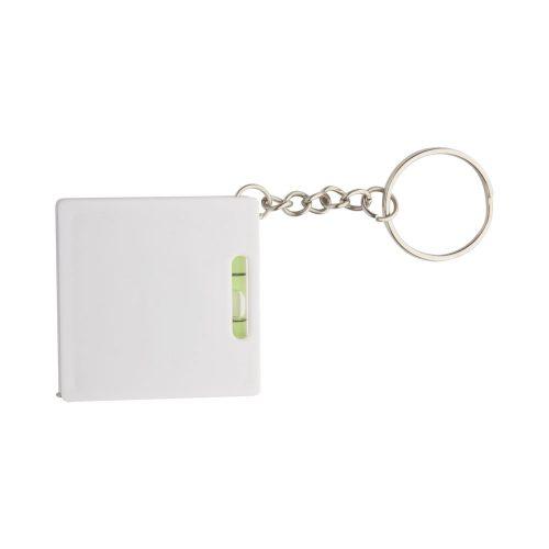 prívesok na kľúče s metrom LEVEL
