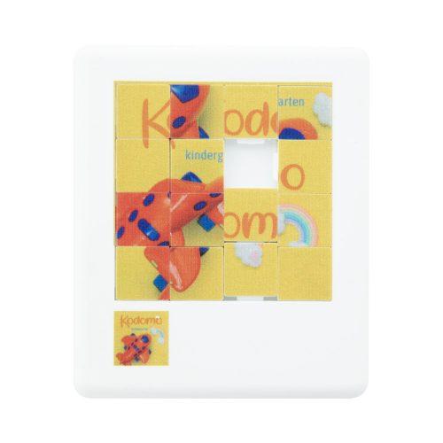 puzzle MELANIE s potlačou pomiešané