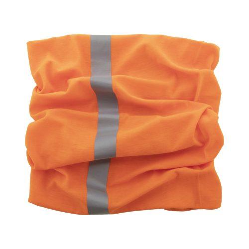 reflexná viacúčelová šatka REFLEX oranžová