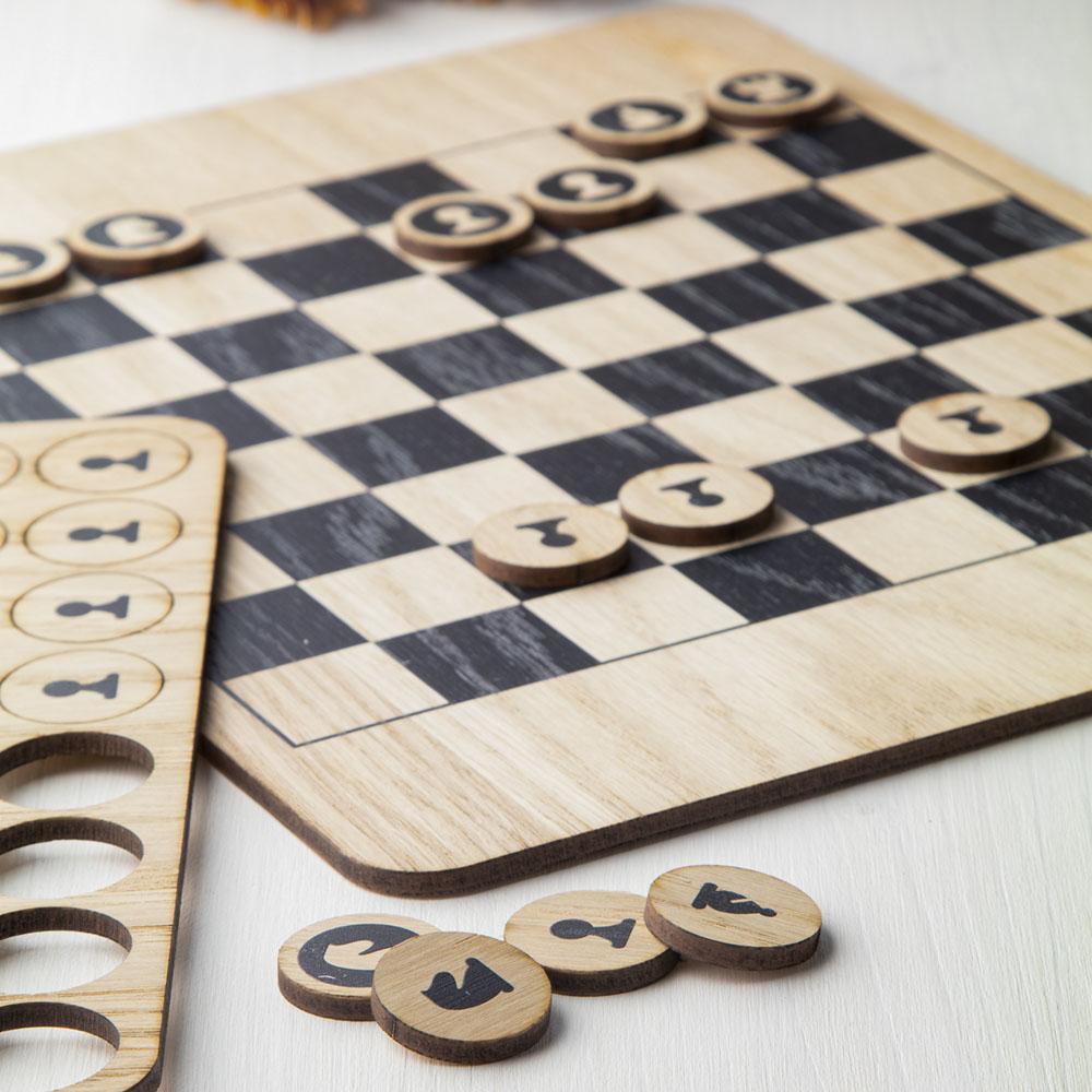 šachy BENKO