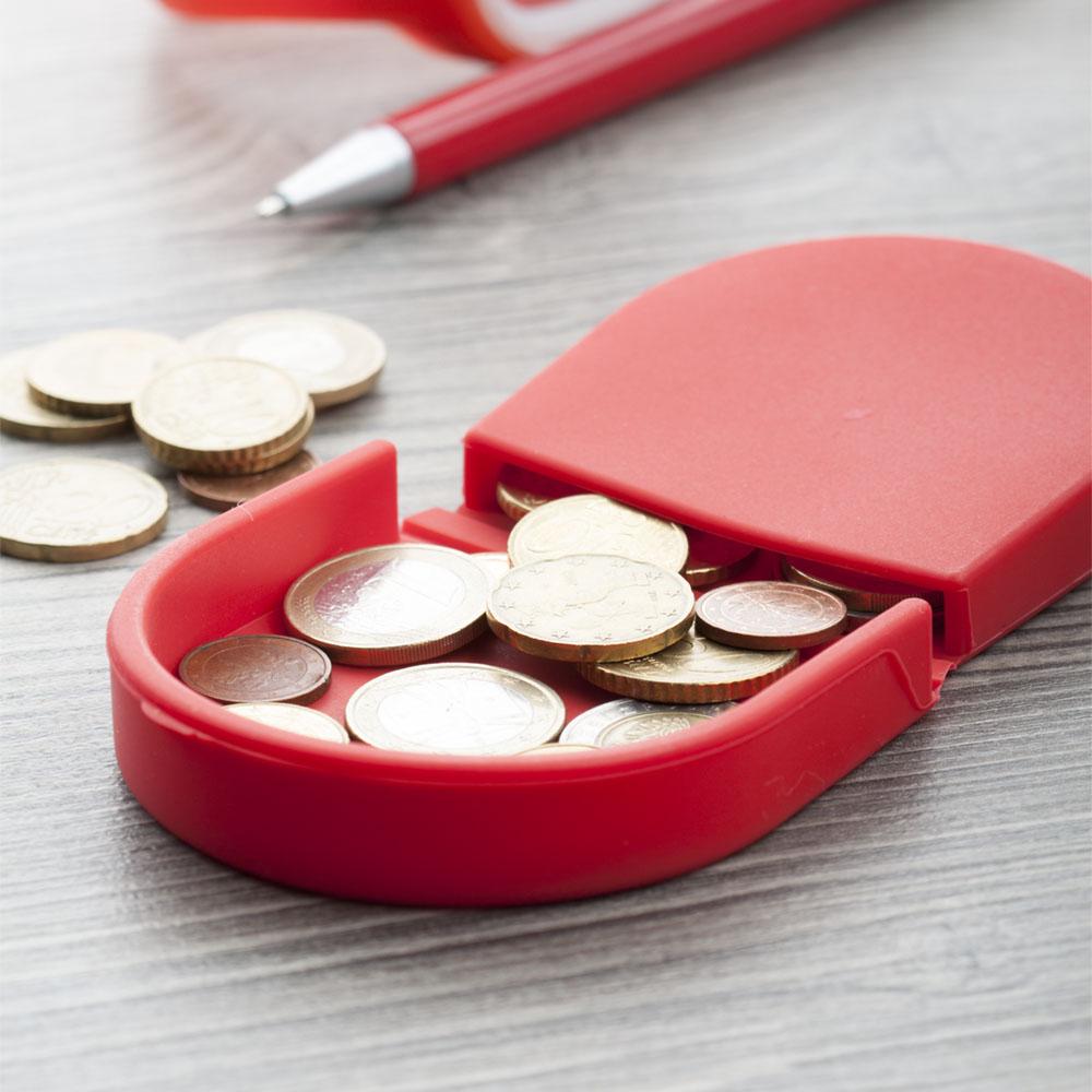 silikonová peňaženka na mince TAGU